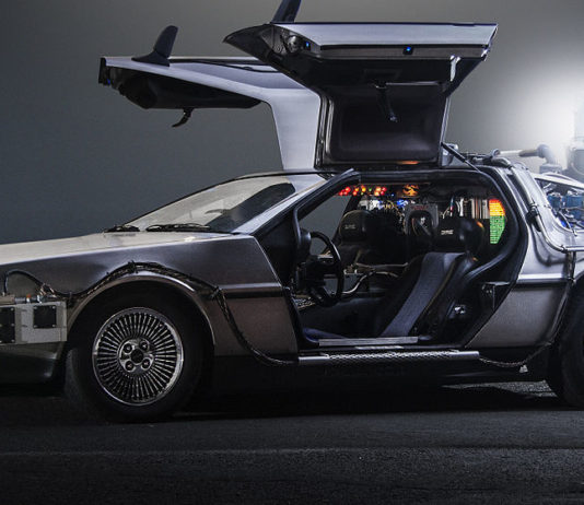 DeLorean Dmc-12s