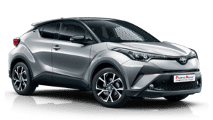 Toyota C-HR Active Picano Rent