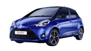 Toyota Yaris Business Picano Rent