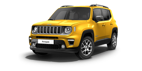 Jeep Renegade 1.6 Mjet