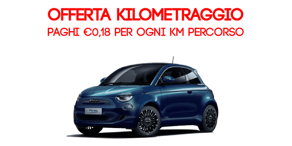 Fiat 500 Business Opening Edition